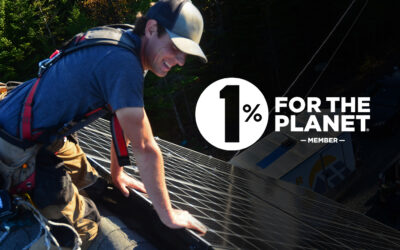 Solar Ascent Joins One Percent For the Planet